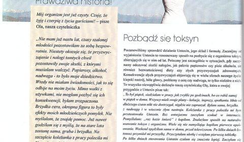 oczyszczanie organizmu z toksyn untoxin