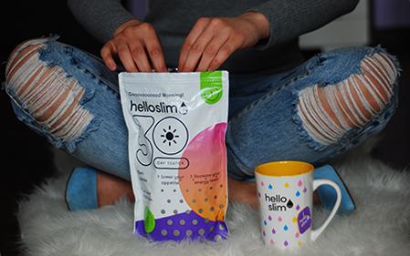 Herbata na oczyszczanie Hello Slim