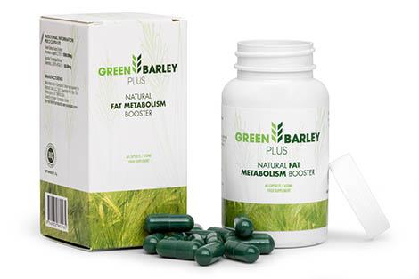 suplement diety jęczmień młody zielony
